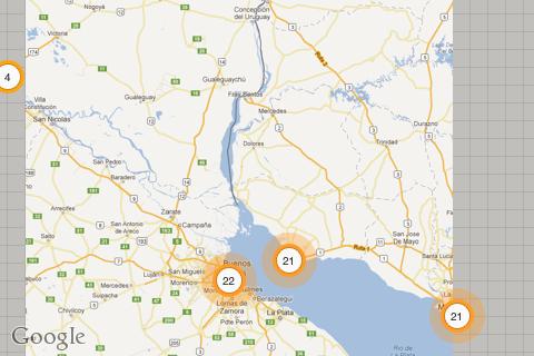 Trevi, app para iOS para generar mapas con nuestras fotos