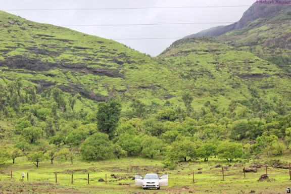 Igatpuri in Monsoons