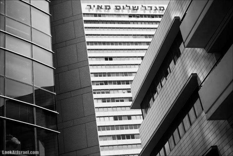 Башня (мигдаль) Шалом Меир