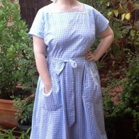 Swirl dress!