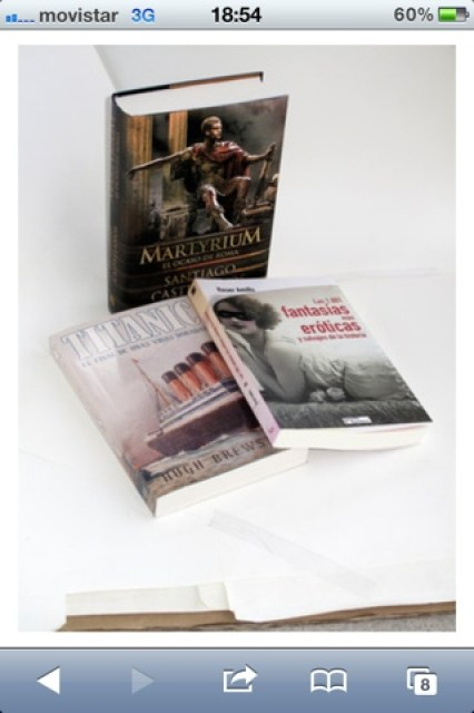 La revista Interviu recomienda 'Las 1.001 fantasías más eróticas y salvajes de la historia' de Roser Amills