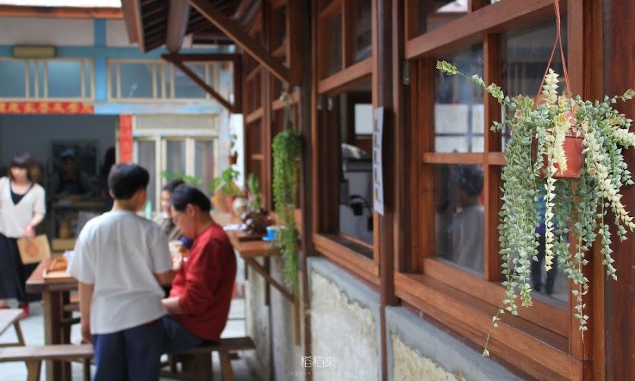 台南菁寮稻稻來社區廚房