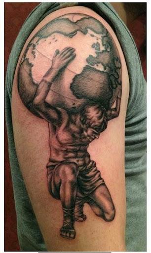 Atlas Tattoos