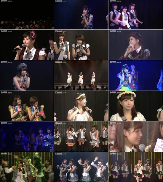 "(LIVE)(公演) NMB48 チームM ""RESET"" 近藤里奈の生誕祭 150223"