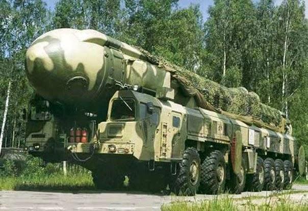 ракета Тополь-М