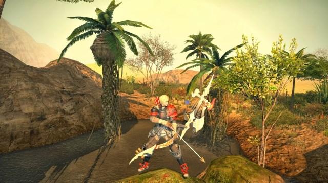Final Fantasy XIV Artemis Bow