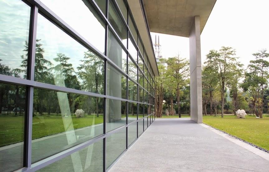 台中霧峰景點,亞洲現代美術館-2