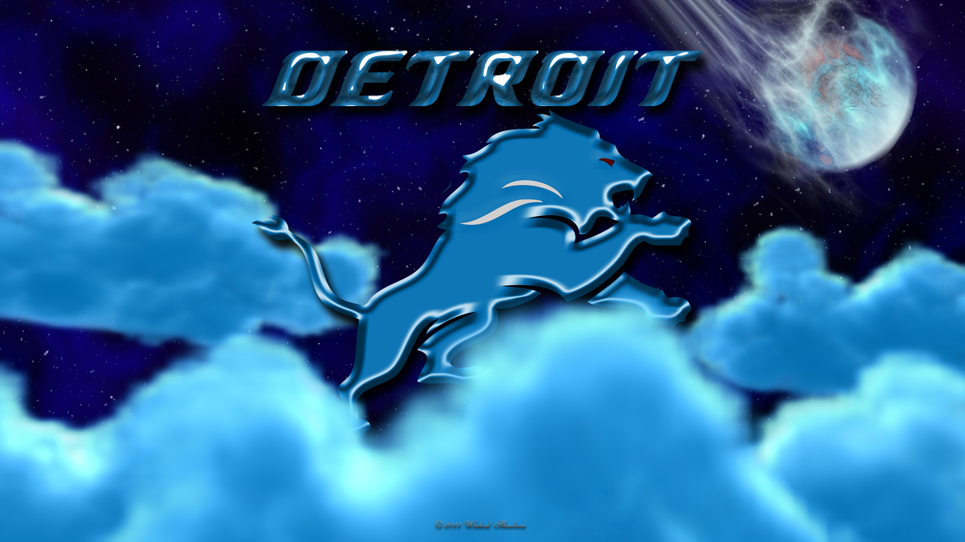 Detroit Lions One Pride Backgrounds