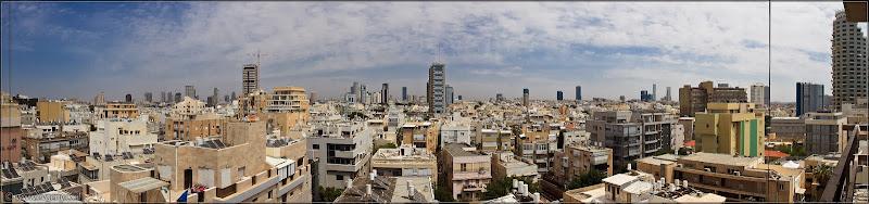 Тель авивских панорам пост