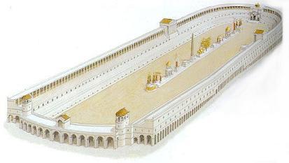 historia de las civilizaciones el circo romano y las carreras de