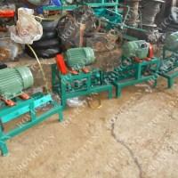 Máy trộn, máy duỗi sắt giao cho Công ty Trường Lưu Thủy