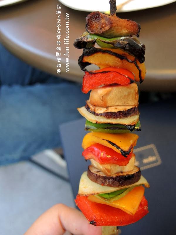 激旨燒き鳥串燒 蔬菜串 @20元/串