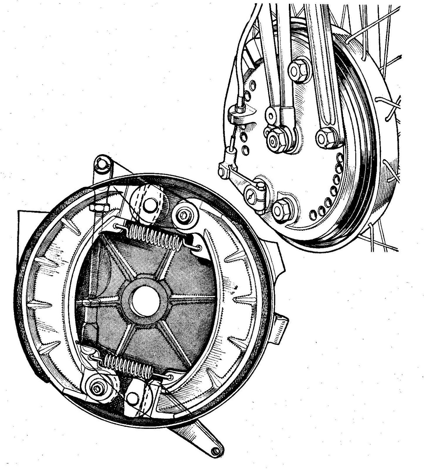 The Velobanjogent Velocette S 4 Cylinder Racer The