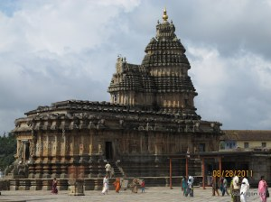 Vidyashankara temple, Sringeri. Astounding architecture, 1358 AD