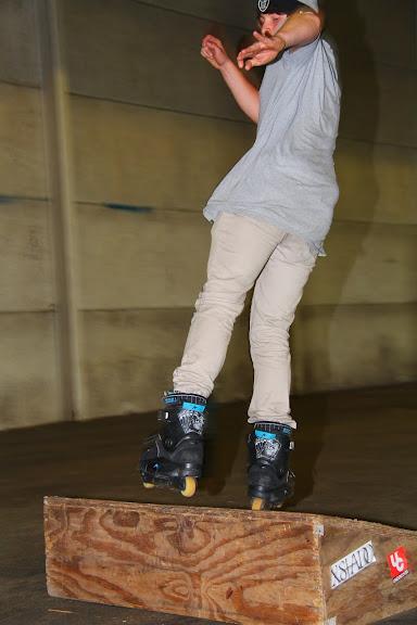 Doe aan sportdag | skaten