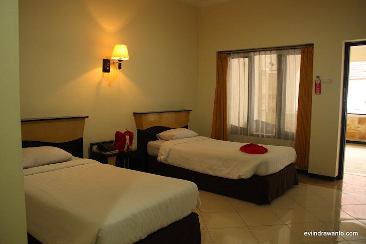 superior room hotel pelangi malang