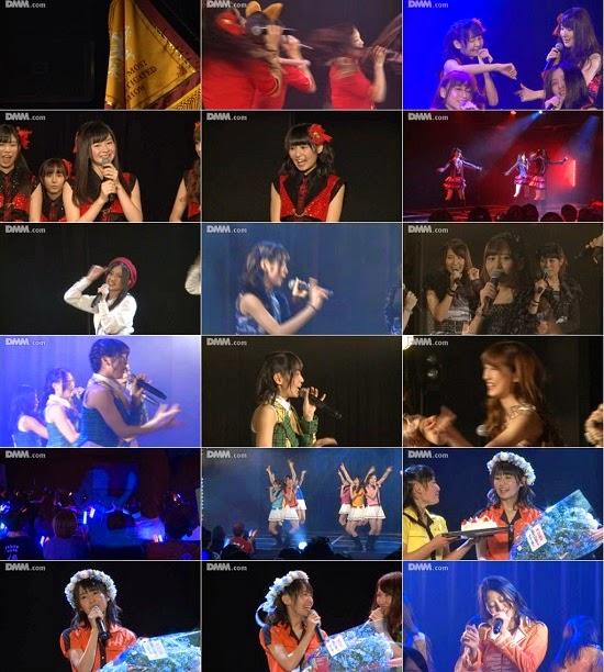 "(LIVE)(公演) SKE48 チームKII ""ラムネの飲み方"" 惣田紗莉渚の生誕祭 150107 & 150110 & 150113 & 150130 & 150201 & 150203"