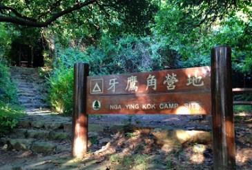 牙鷹角營地
