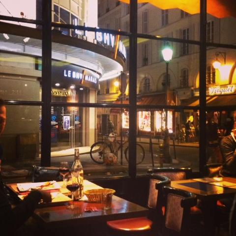 Paris ...Rückblick Weihnachten 2014