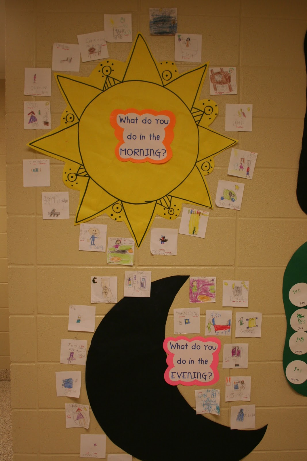 Mrs Lee S Kindergarten Space Centers And Activities