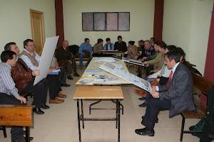 Reunión de la Comisión Parroquial pro Templo