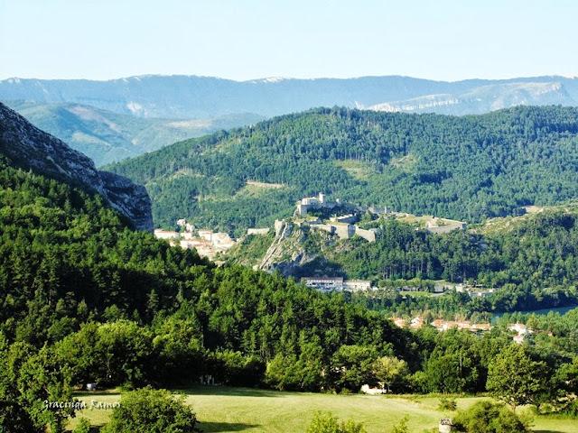 7. Passeando pelos Balcãs… – Sisteron, La Spézia (5/6)
