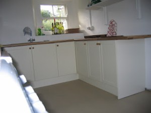 Kitchen Refit - 2008
