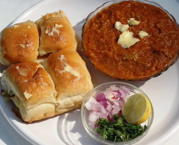 Pav Bhaji Recipe | Bombay Chaat (Street Food) | Vegetarian Sloppy Joes