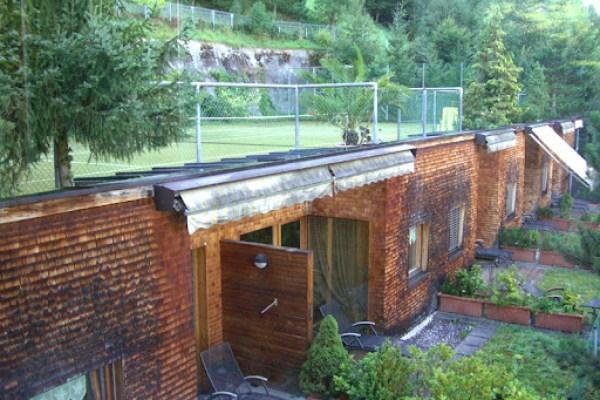 Tennis et Terrassenzimmer Alpenrose Schruns