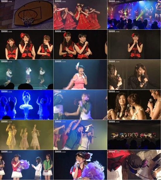 """(LIVE)(公演) SKE48 チームKII """"ラムネの飲み方"""" 山下ゆかりの生誕祭 150318"""
