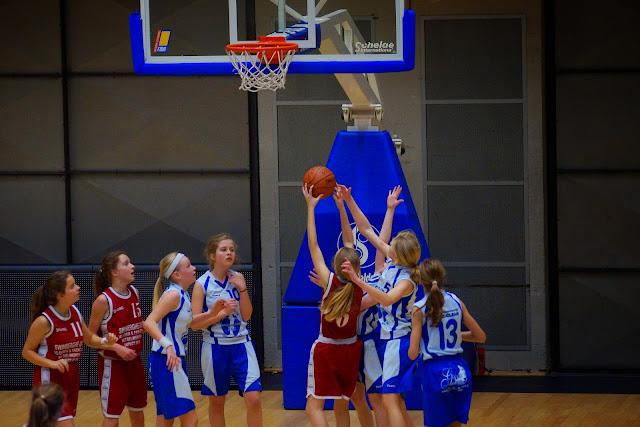 basketbal Wytewa U14
