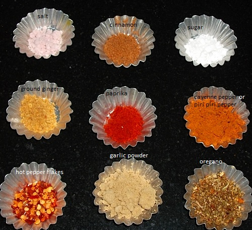Piri Piri Spice Mix Recipe