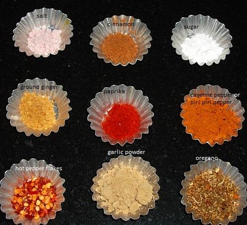 Piri Piri Spice Mix Recipe