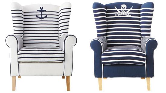Vuelve la decoraci n marinera - Muebles estilo marinero ...
