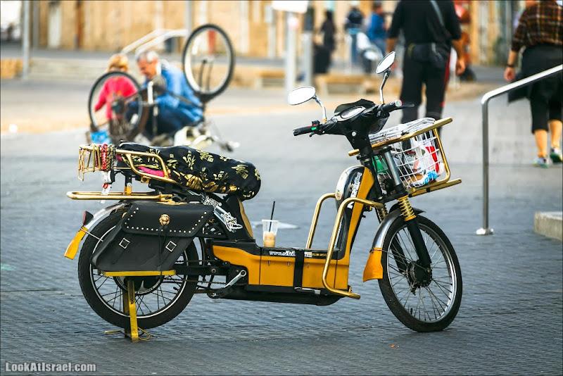 Золотой велосипед Израиля