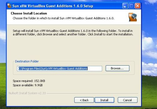VirtualBox : Cara Install Guest Additions di WIndows