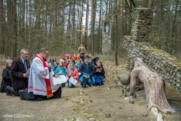 DSC 6405 Miłosiernemu Jezusowi w Dąbrówce Warszawskiej