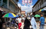 Market in Zanzibar Town