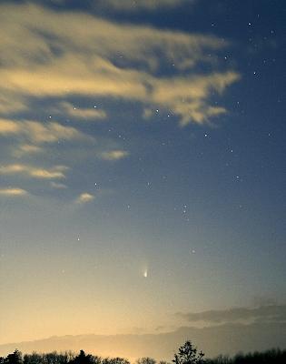 Comet C2011 L/4 Pan-STARRS