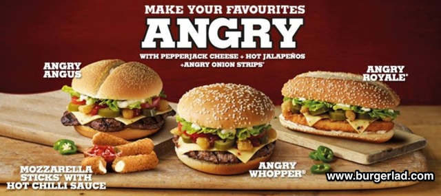 Burger King Angry Whopper Review