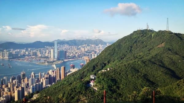 香港西高山