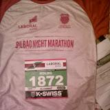 Media Maratón Nocturna de Bilbao (19-Octubre-2013)