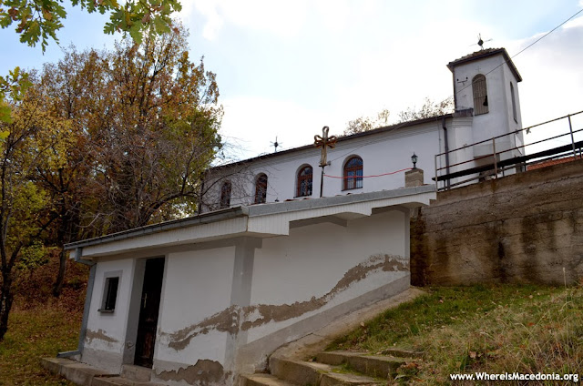 arhangel mihail skocivir 00 - Sv. Arhangel Mihail, Monastery near v. Skochivir - Photo Gallery