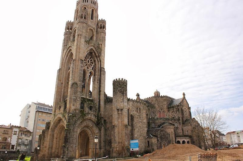 Iglesia - Templo de la Veracruz   GALICIA MAXICA