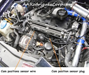 How to change a G40 Cam position sensor  10 minute job  TDIClub Forums