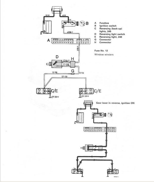 240 bad reverse switch harness  diagram needed