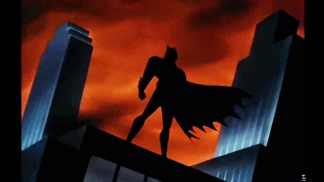 Batman Animated Seriesr, Crying Grumpies, Crying Grumpies