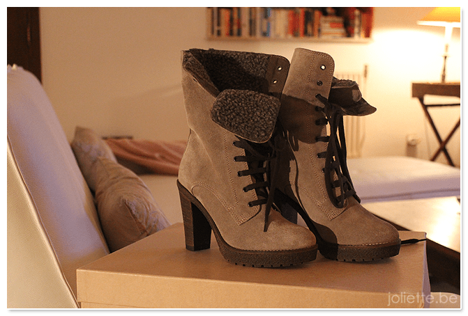 Shoplog: these shoes were made for …