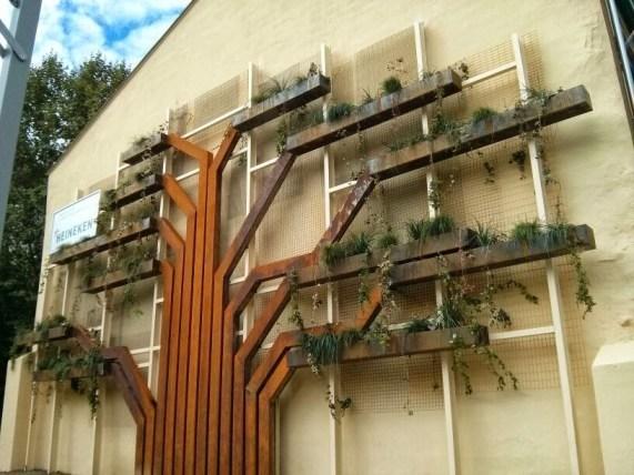 jardín vertical jardines verticales green wall ecosistema vertical vertical paisajismo jardineras eco frame vitoria gasteiz