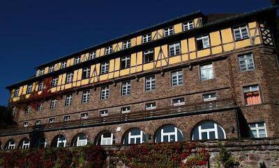 Die Jugendherberge in Helmarshausen